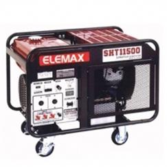máy phát điện dân dụng với thiết kế nhỏ gọn tiện dụng trong việc di chuyển